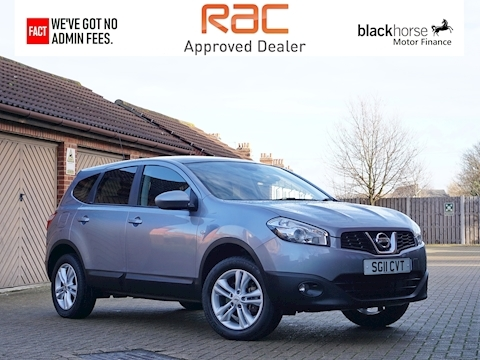 Nissan Qashqai Acenta Plus 2 Hatchback 1.6 Manual Petrol