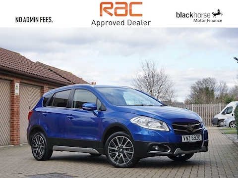 Suzuki Sx4 S-Cross Sz-T Hatchback 1.6 Manual Petrol