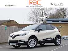 Captur Dynamique Nav Tce Hatchback 0.9 Manual Petrol