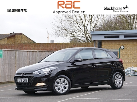 Hyundai I20 Mpi S Air Hatchback 1.2 Manual Petrol
