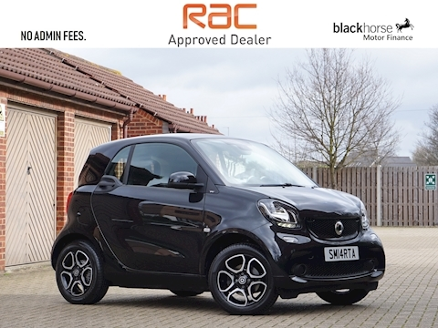 Smart Coupe 1.0 Manual Petrol