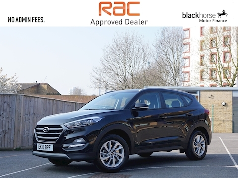 Hyundai Tucson Gdi Se Blue Drive Estate 1.6 Manual Petrol