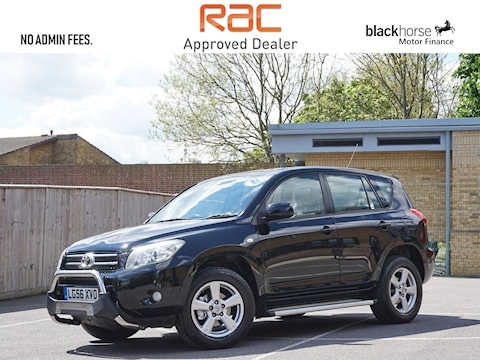 Toyota Rav4 Vvti Xt4 Estate 2.0 Manual Petrol