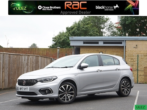 Fiat Tipo Lounge Hatchback 1.4 Manual Petrol