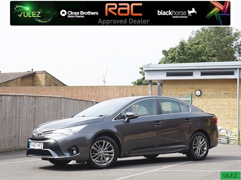 Toyota Avensis D-4D Business Edition Saloon 1.6 Manual Diesel