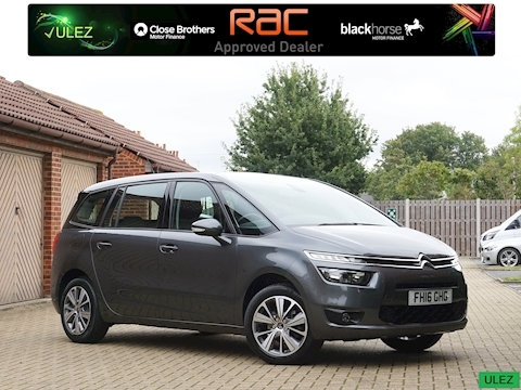 Citroen C4 Picasso Grand Bluehdi Selection Mpv 1.6 Manual Diesel