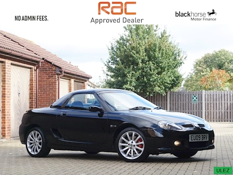 Mg Mg Tf 135 Le 500 Convertible 1.8 Manual Petrol