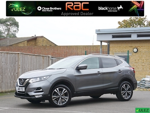 Nissan Qashqai N-Connecta Dig-T Hatchback 1.2 Manual Petrol
