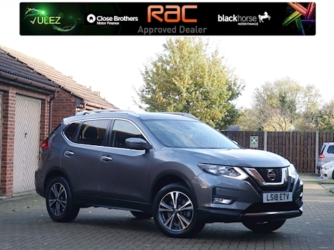 Nissan X-Trail Dci N-Connecta Estate 1.6 Manual Diesel