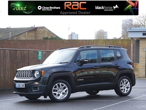 Jeep Renegade Longitude Estate 1.4 Automatic Petrol