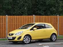 Corsa Excite Hatchback 1 Manual Petrol