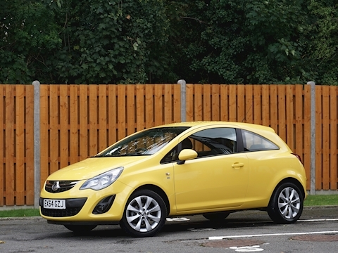 Vauxhall Corsa Excite Hatchback 1 Manual Petrol