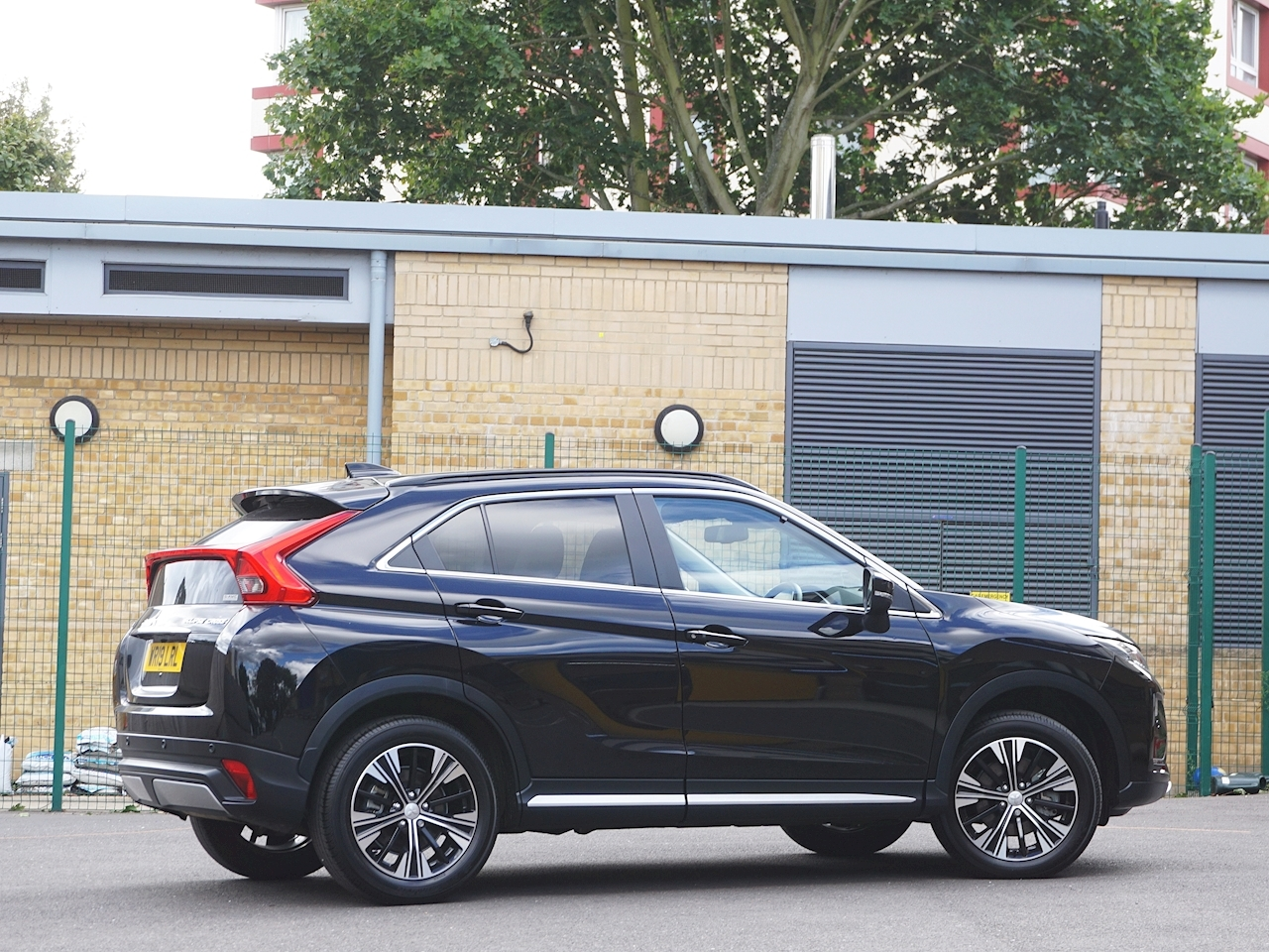 Eclipse Cross 4 SUV 1.5 CVT Petrol
