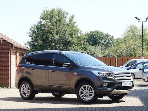 Ford Kuga Zetec SUV 1.5 Manual Petrol