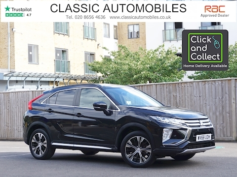 Mitsubishi Eclipse Cross 4 SUV 1.5 Manual Petrol
