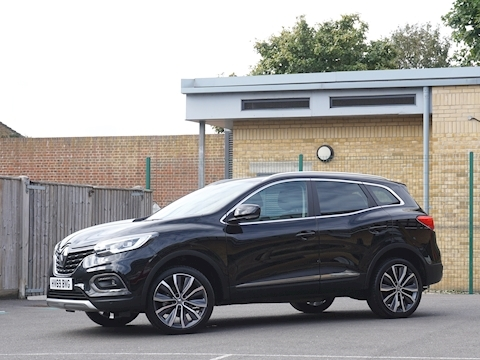 Renault Kadjar S Edition SUV 1.3 Manual Petrol