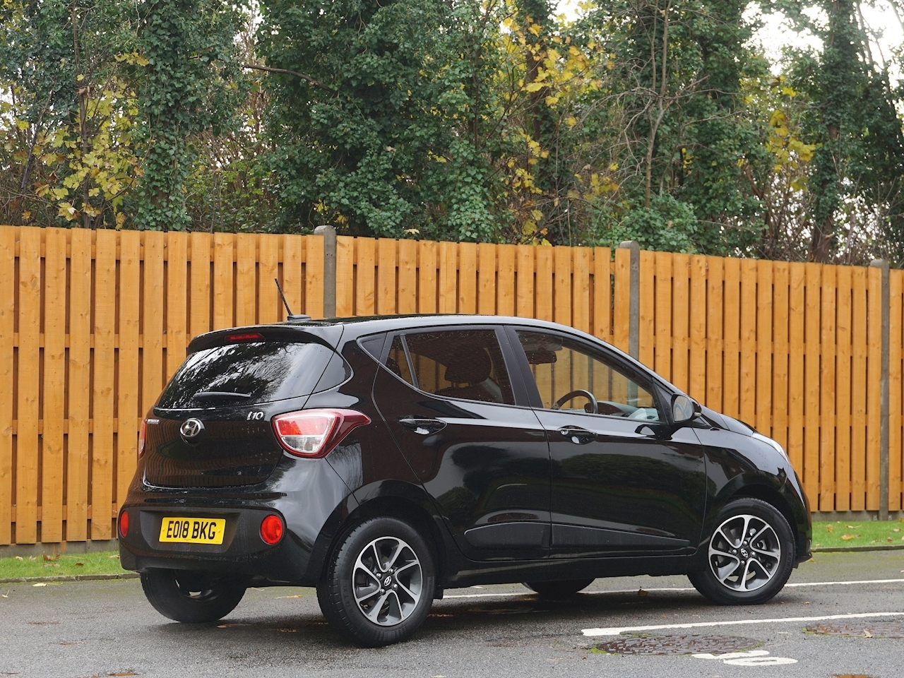 i10 Premium Hatchback 1.0 Manual Petrol