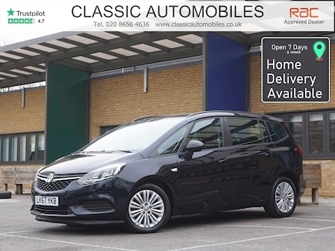 Vauxhall 1.4i Turbo Design Tourer 5dr Petrol (140 ps)