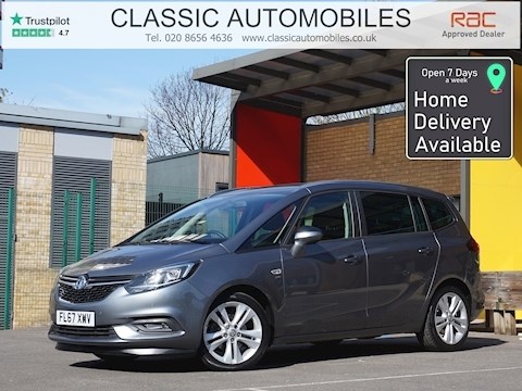 Vauxhall 1.4i Turbo SRi Tourer 5dr Petrol (140 ps)