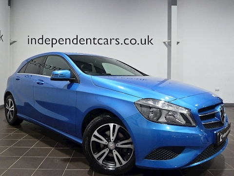 Mercedes A-Class A180 Cdi Blueefficiency SE, Sat Nav