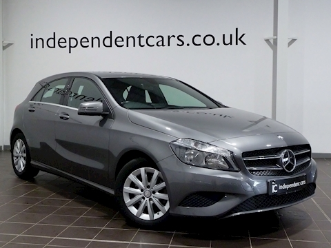 Mercedes A-Class A180 Blueefficiency SE Becker Nav