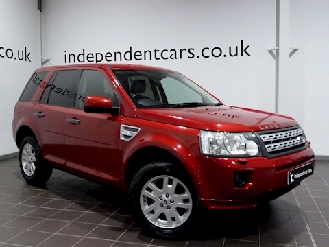 Land Rover Freelander Sd4 XS Navigation