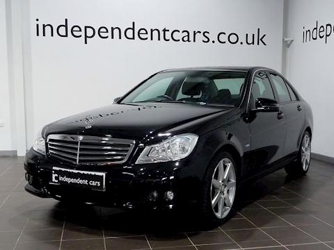 C Class C220 Cdi Blueefficiency SE 2.2 4dr Saloon Manual Diesel