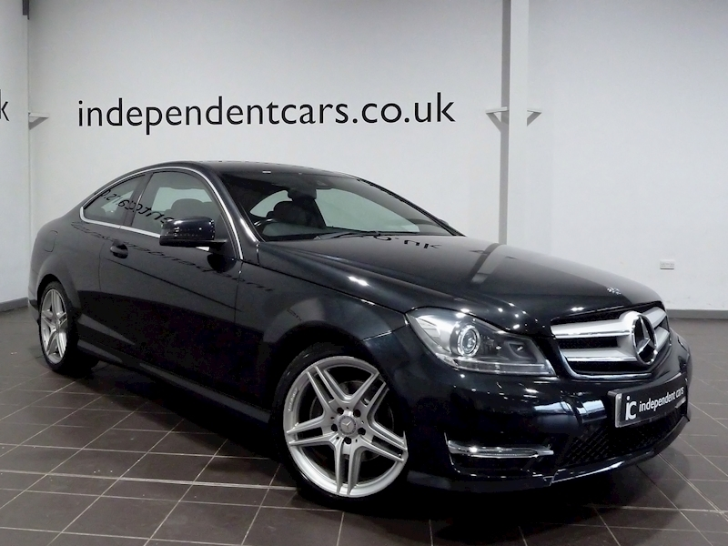 C Class C220 Cdi Blueefficiency Amg Sport Coupe 2.1 Automatic Diesel