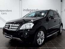 Mercedes-Benz M-Class Ml350 Cdi Blueefficiency Sport - Thumb 3