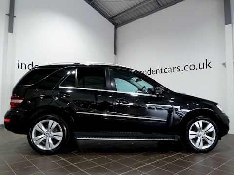 M-Class Ml350 Cdi Blueefficiency Sport Estate 3.0 Automatic Diesel