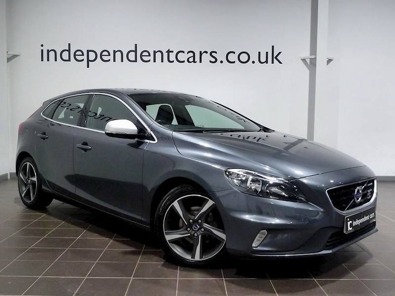 V40 D2 R-Design Hatchback 1.6 Manual Diesel