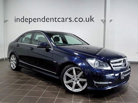 Mercedes-Benz C Class C350 Cdi Blueefficiency Sport