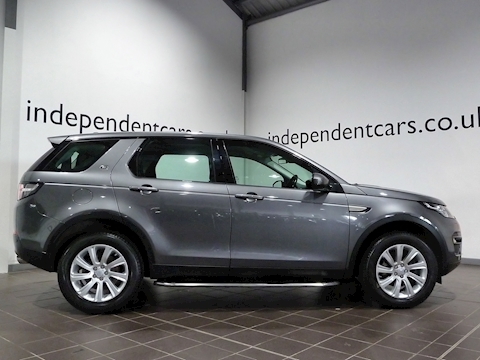 Discovery Sport Td4 SE Tech 4x4 2.0 5dr Automatic Diesel