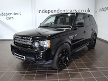 Land Rover Range Rover Sport SDV6 HSE Black Edition - Thumb 32