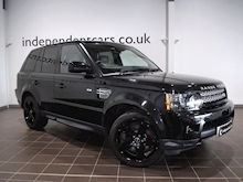 Land Rover Range Rover Sport SDV6 HSE Black Edition - Thumb 0