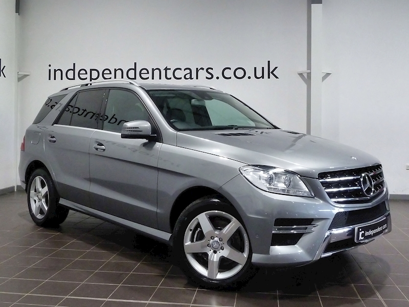 M-Class Ml250 Bluetec Amg Sport 2.1 5dr Estate Automatic Diesel