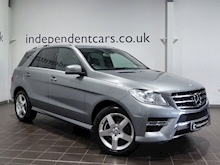 Mercedes-Benz M-Class Ml250 Bluetec Amg Sport - Thumb 0