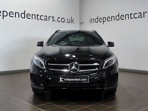 GLA-Class Gla 220d 4Matic Amg Line Premium Plus 2.2 5dr Estate Automatic Diesel