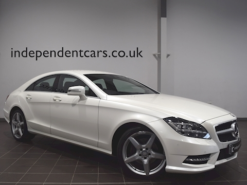 Mercedes-Benz Cls CLS 250 Cdi Blueefficiency Amg Sport