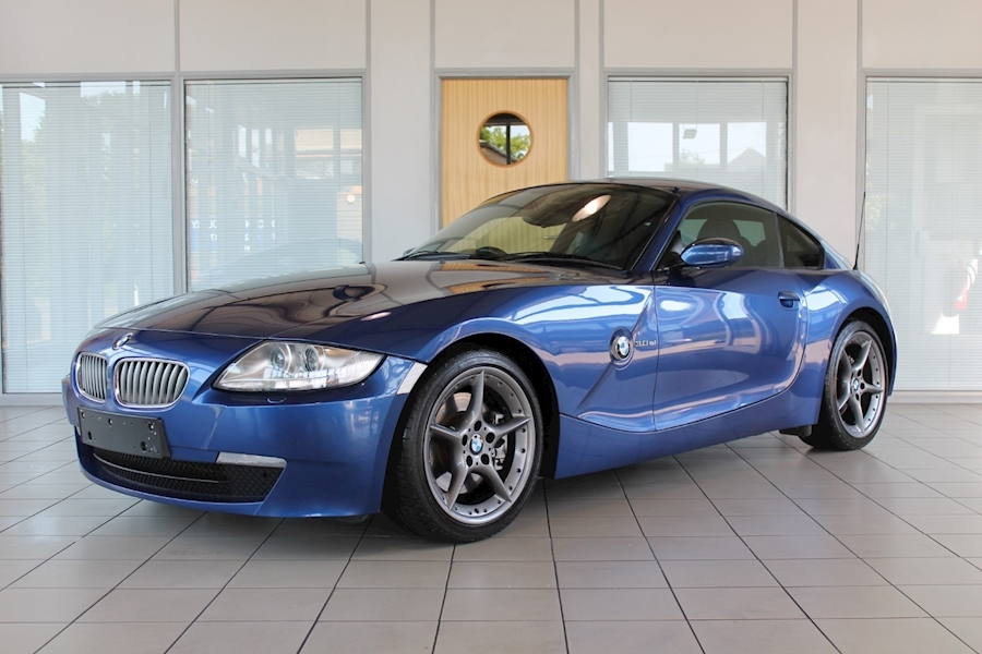 Bmw Z Series Z4 Si Sport Coupe