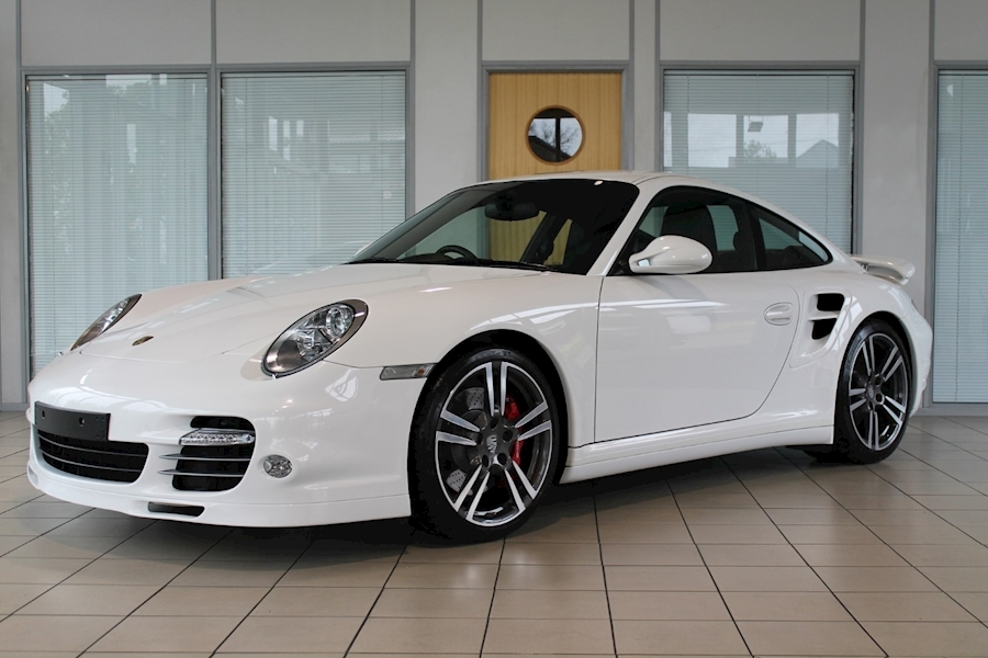 Porsche 911 (997) Turbo Coupe PDK