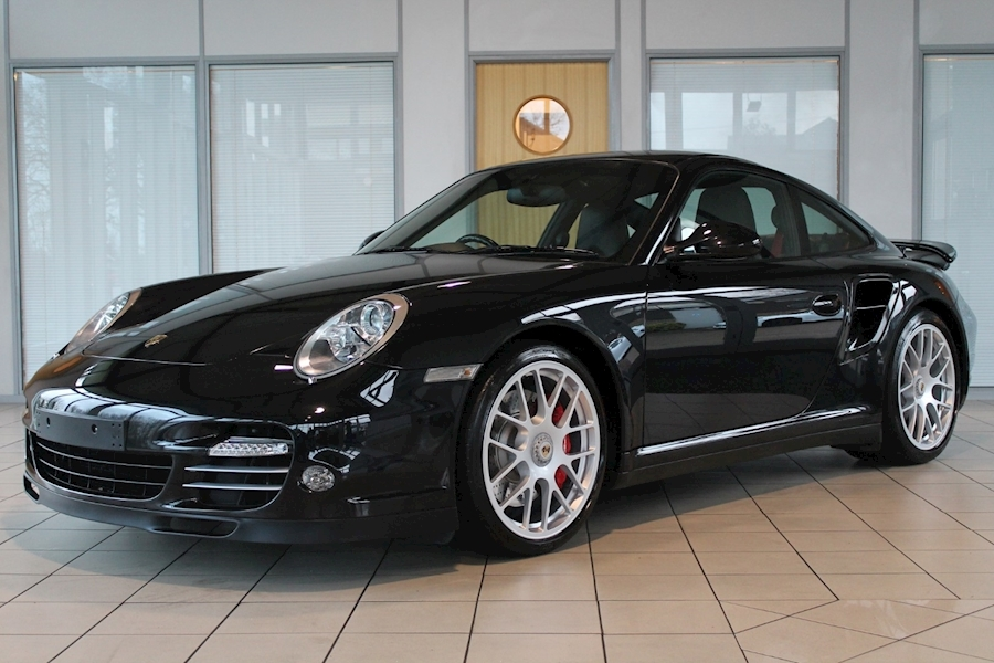 Porsche 911 (997) 3.8 Gen 2 Turbo