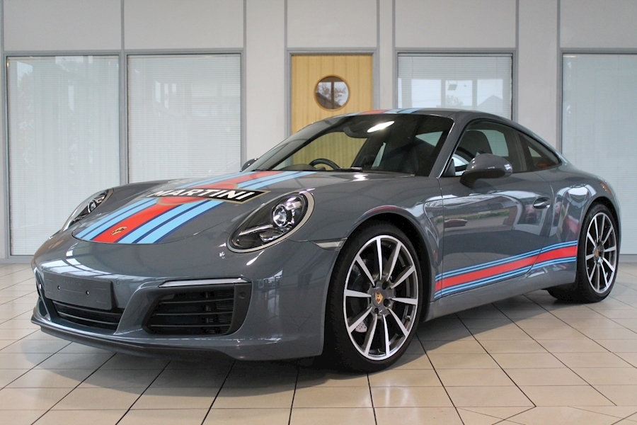 Porsche 911 Carrera PDK Coupe