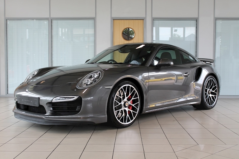 Porsche 911 Turbo Pdk