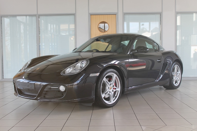 Porsche Cayman Cayman 'S' 3.4 Manual