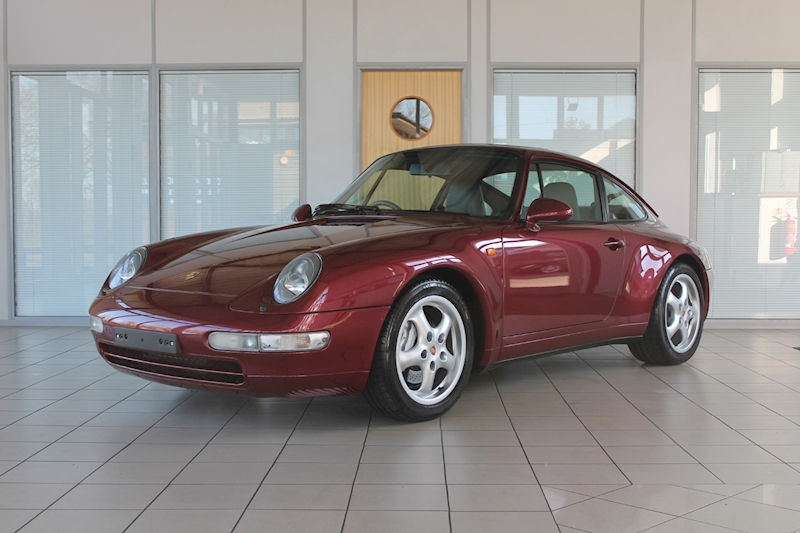 Porsche 911 (993) Carrera 4 Coupe