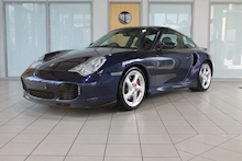 Porsche 911 3.6 911 (996) 3.6 Turbo X50 Coupe Manual - Thumb 0