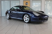 Porsche 911 3.6 911 (996) 3.6 Turbo X50 Coupe Manual - Thumb 8