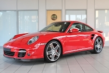 Porsche 911 3.6 911 (997) Turbo 3.6 Tiptronic S Coupe - Thumb 0
