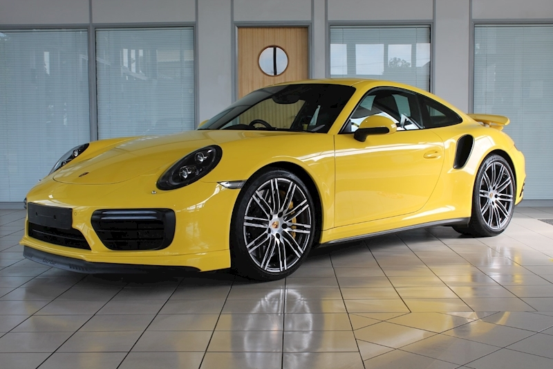 Porsche 911 911 (991) 3.8 Turbo PDK Coupe